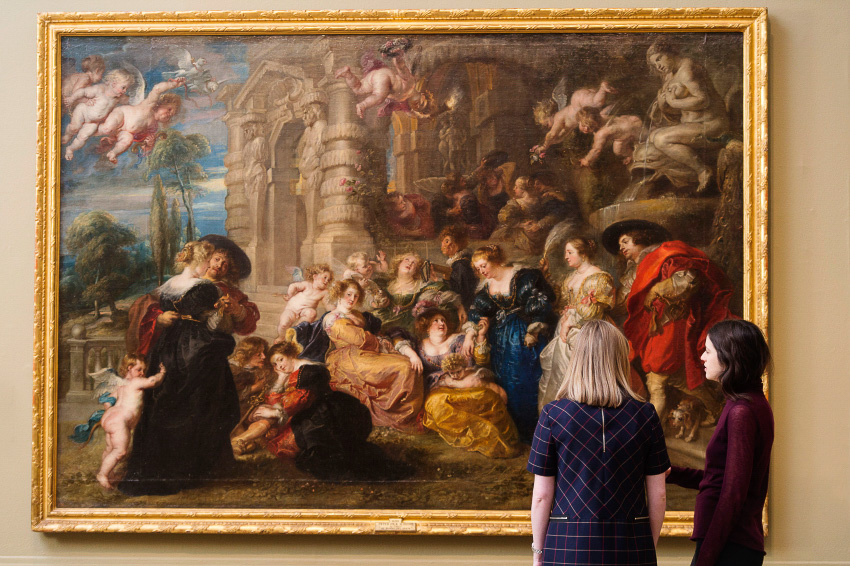 An Illustrated Exhibition Review of Rubens and His Legacy: Van Dyck to Cézanne at the Royal Academy
