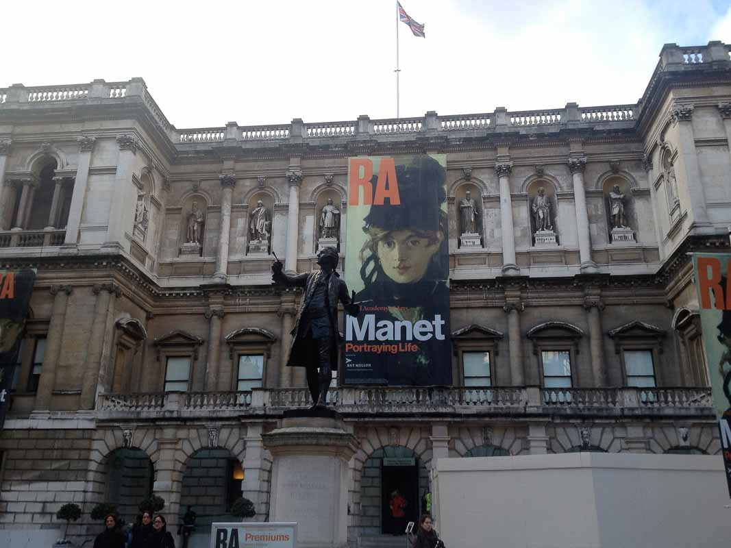 Short Exhibition Review on Manet: Portraying Life at Royal Academy