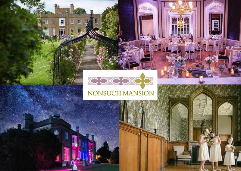 Nonsuch Mansion Wedding Fair: I'm exhibiting my Wedding Illustration and Stationery